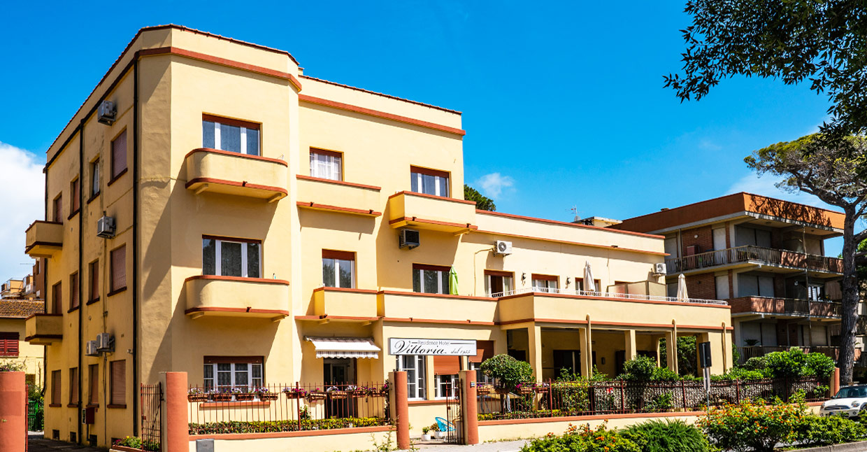 Hotel Vittoria Italia - Tirrenia