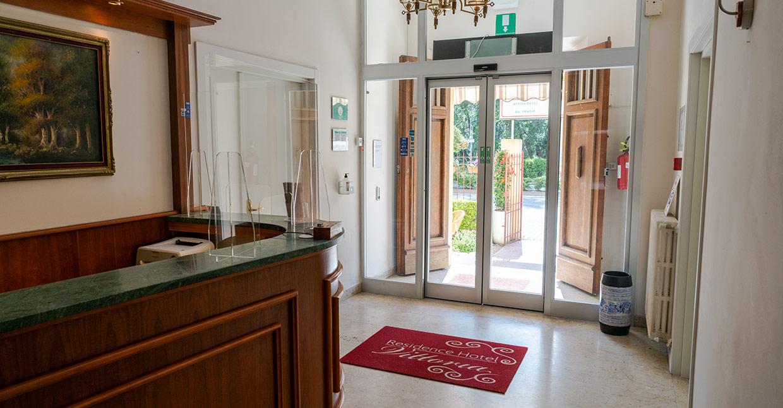 Hotel Vittoria Tirrenia